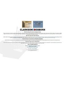 clarkson osborn