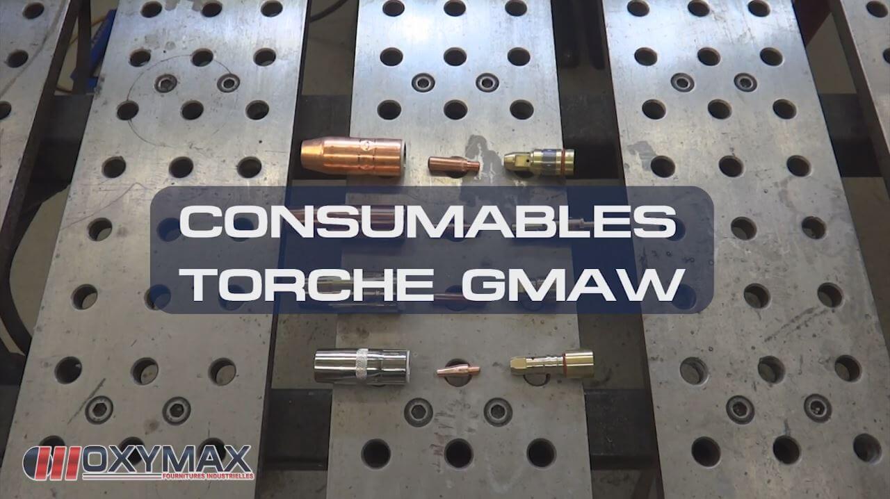 CONSUMABLE TORCHE GMAW