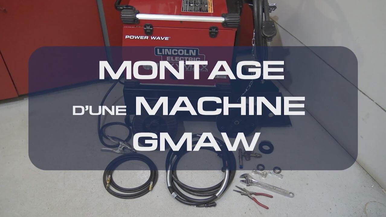 MONTAGE TORCHE GMAW